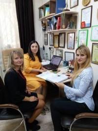 Співпраця з Кіровоградським обласним госпіталем для ветеранів війни