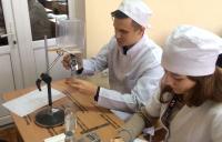 Комплекс лабораторних робіт з медичної та біологічної фізики
