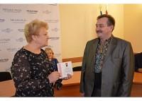 Лауреат міської педагогічної премії імені Василя Сухомлинського
