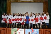 Відкритий захід з елементами тренінгу «Всесвітній День боротьби зі СНІДом»