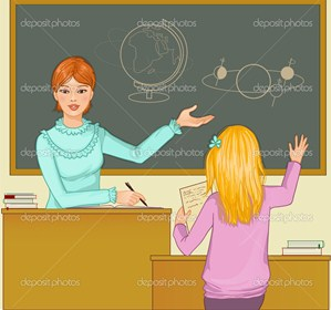depositphotos_21799157-Teacher-at-blackboard-asks-children